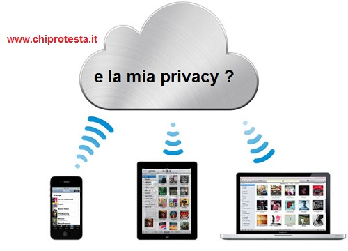 icloud mantiene la privacy ?