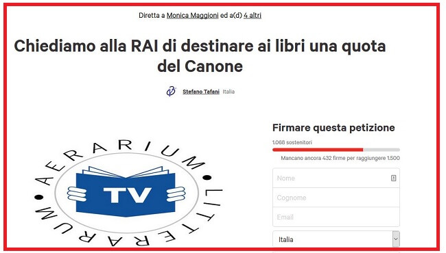 petizione-aerarium-litterarum
